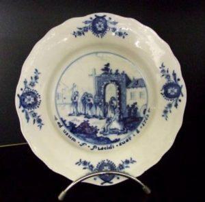 La porcelaine tendre de Tournai