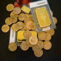 Prix d'achat de l'Or Aujourd'hui